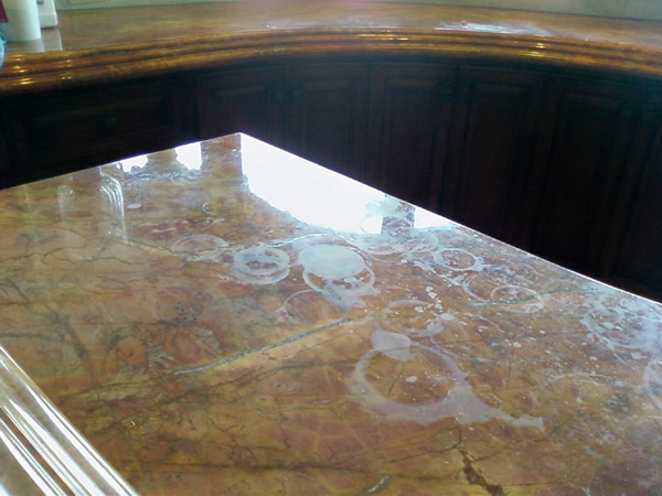 Ugly Counter Tops: Residential OR Commercial
